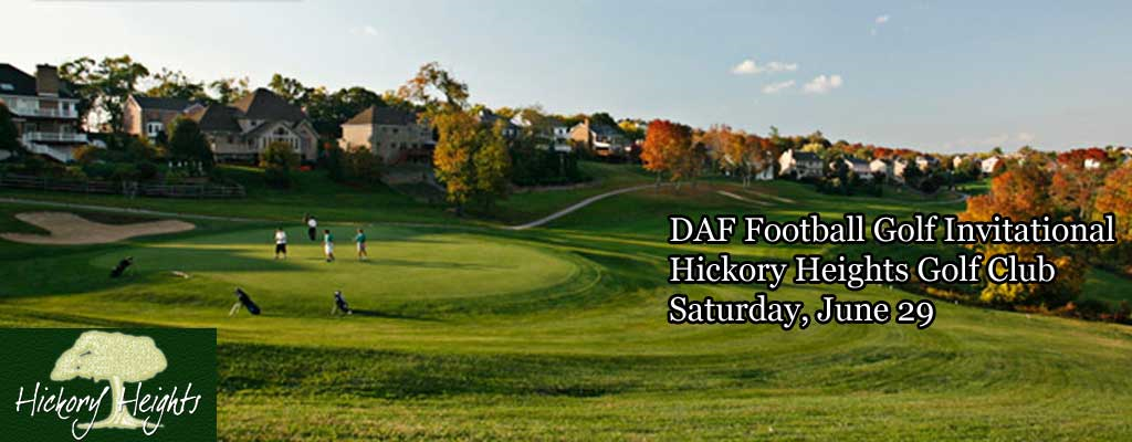 DAF Football Golf Invitational